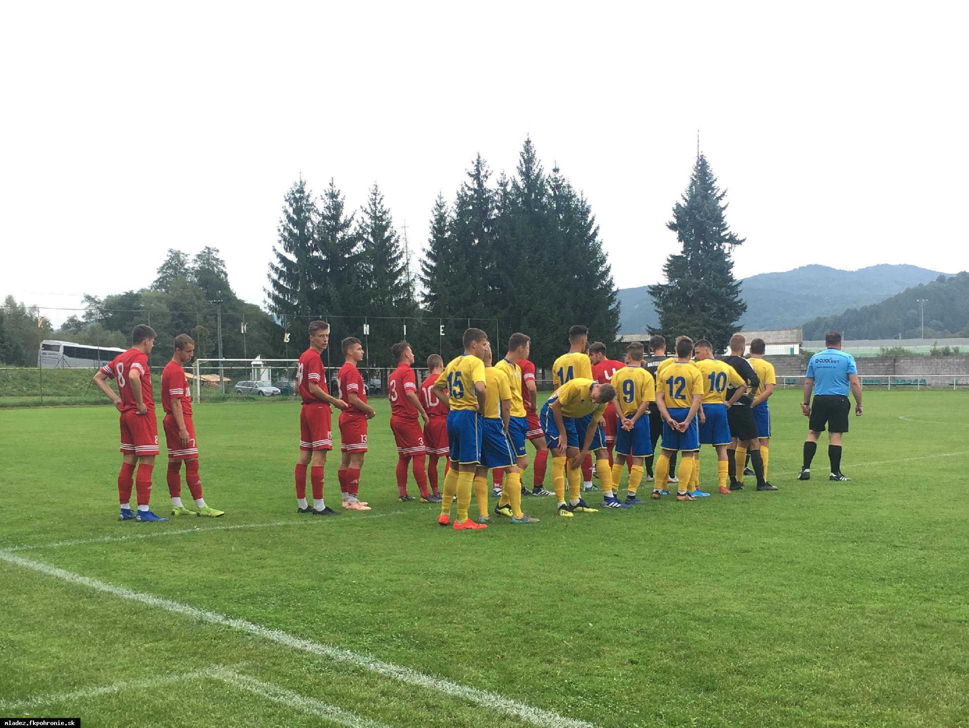 obr: U19: Vysoká výhra s Bardejovom