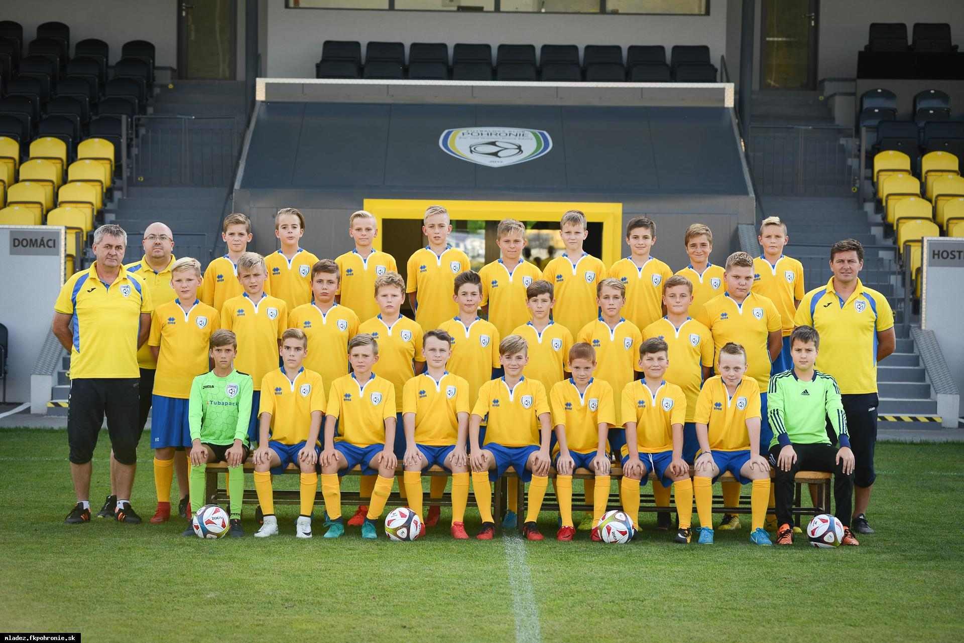 U12: vyhodnotenie sezóny 2018/2019
