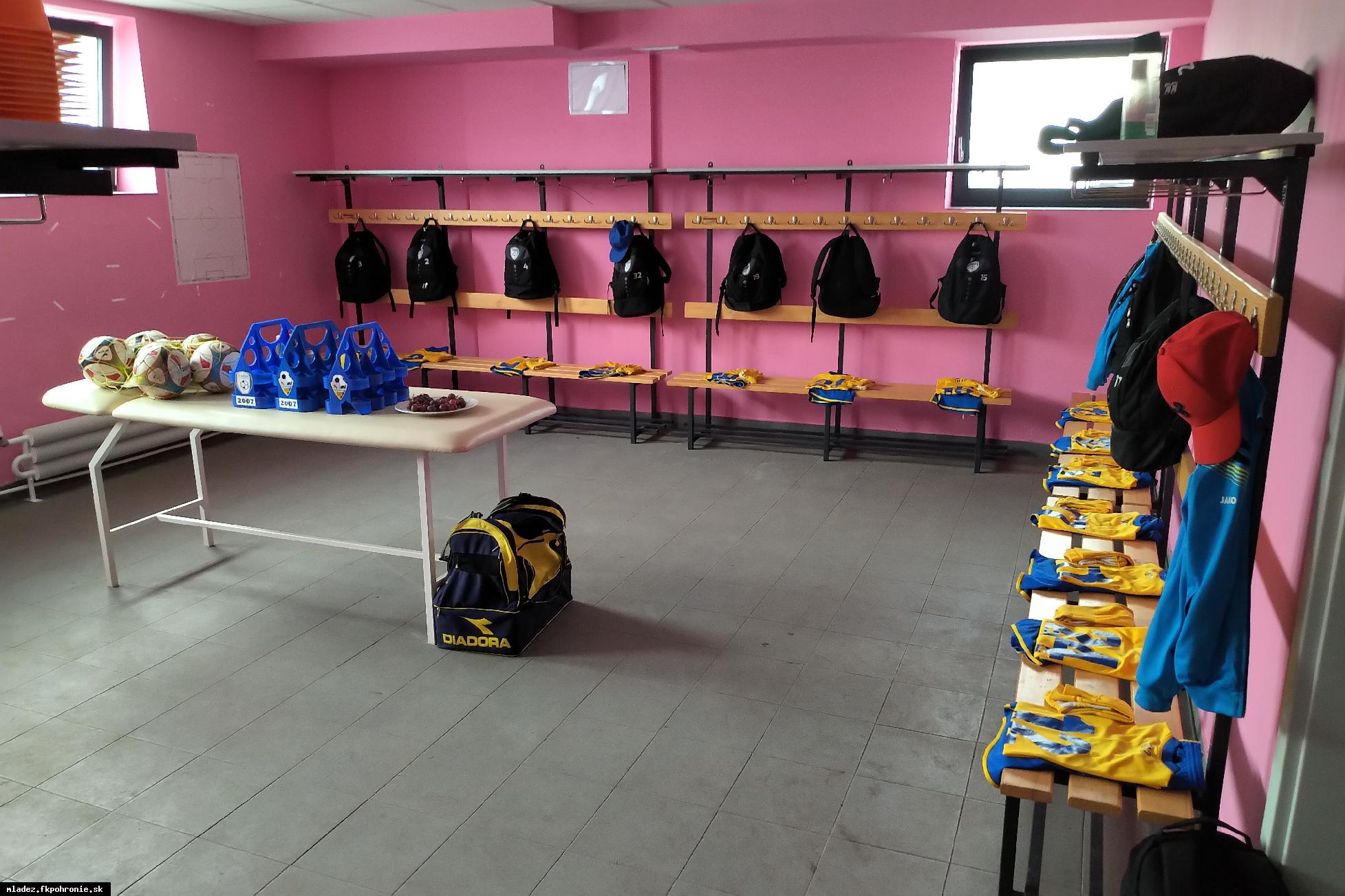 U12: 19. kolo I.LMŽ Akadémia Juventus Žilina 26.5.2019