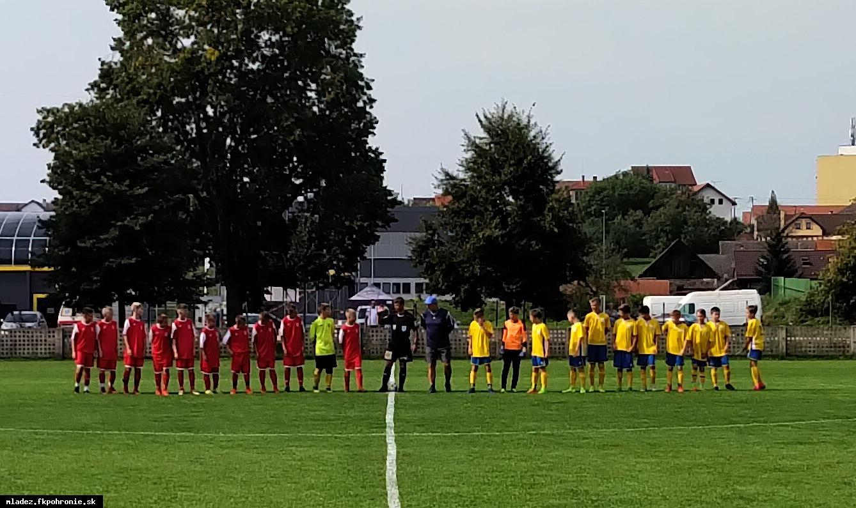 obr: U13: 1. kolo I.LMŽ MFK Dukla Banská Bystrica 25.8.2019