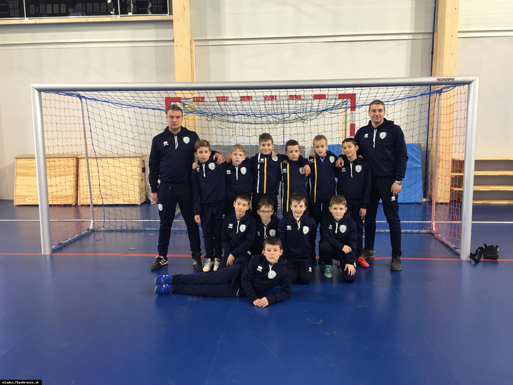 U10: Spartakovský pohár 2019