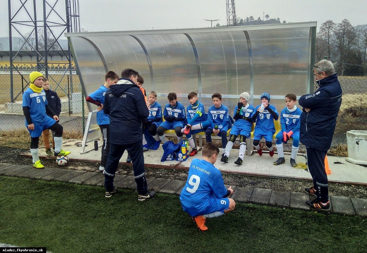 obr: U12: prípravný zápas FK Slovan Levice 3.3.2019