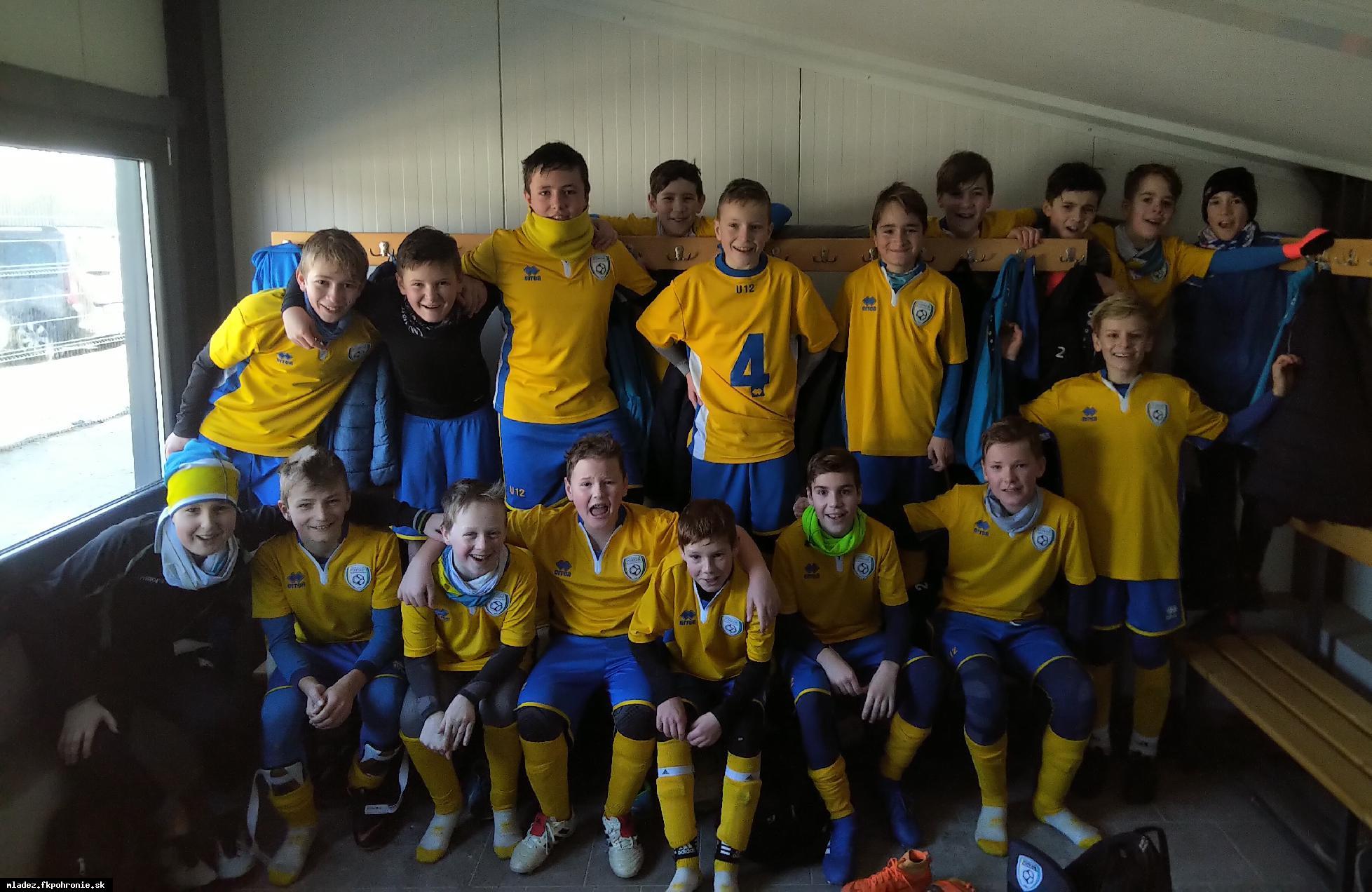 obr: U12: priateľský zápas FC Baník Prievidza