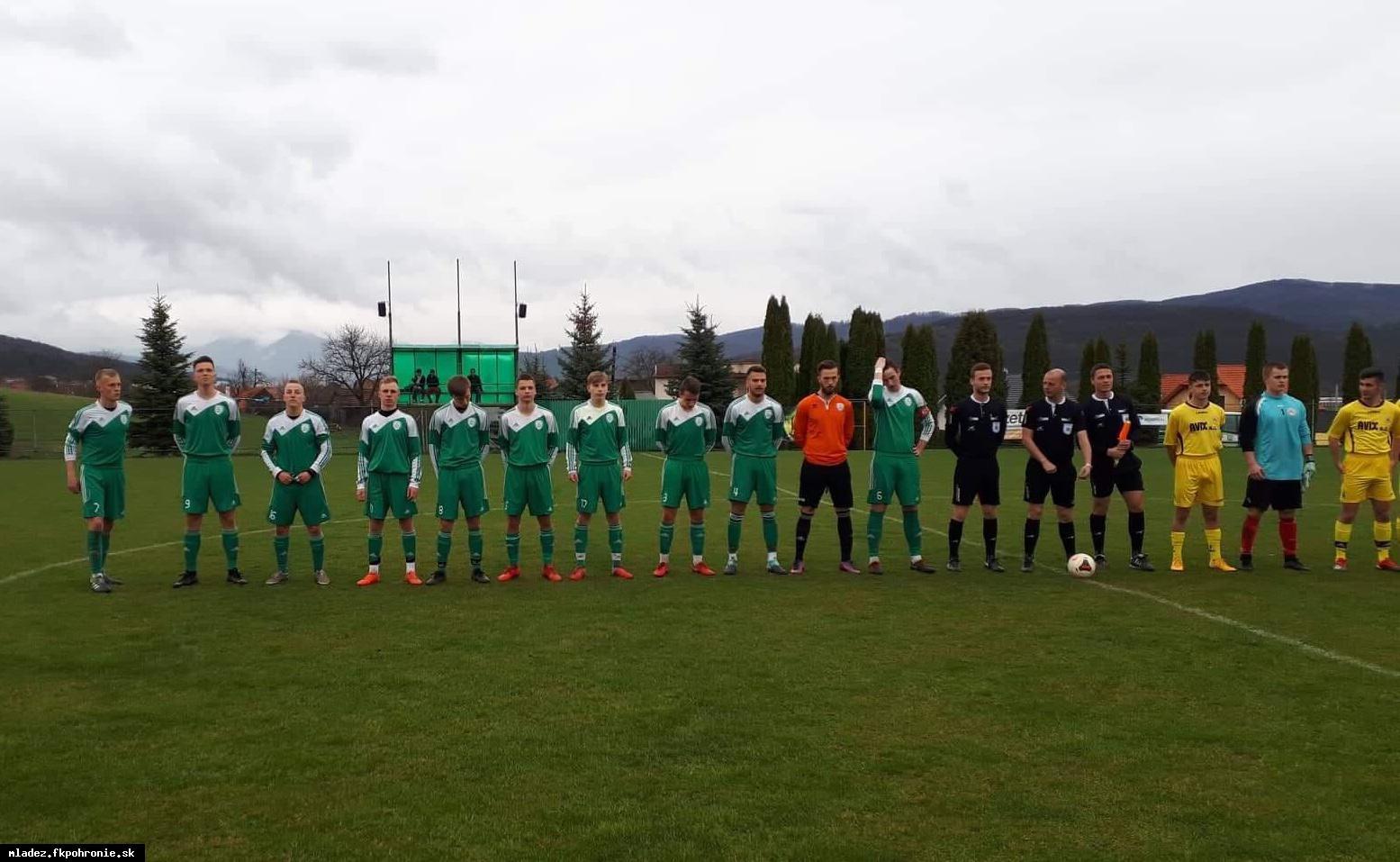 obr: U19: Výhra 0:7 v Rakytovciach