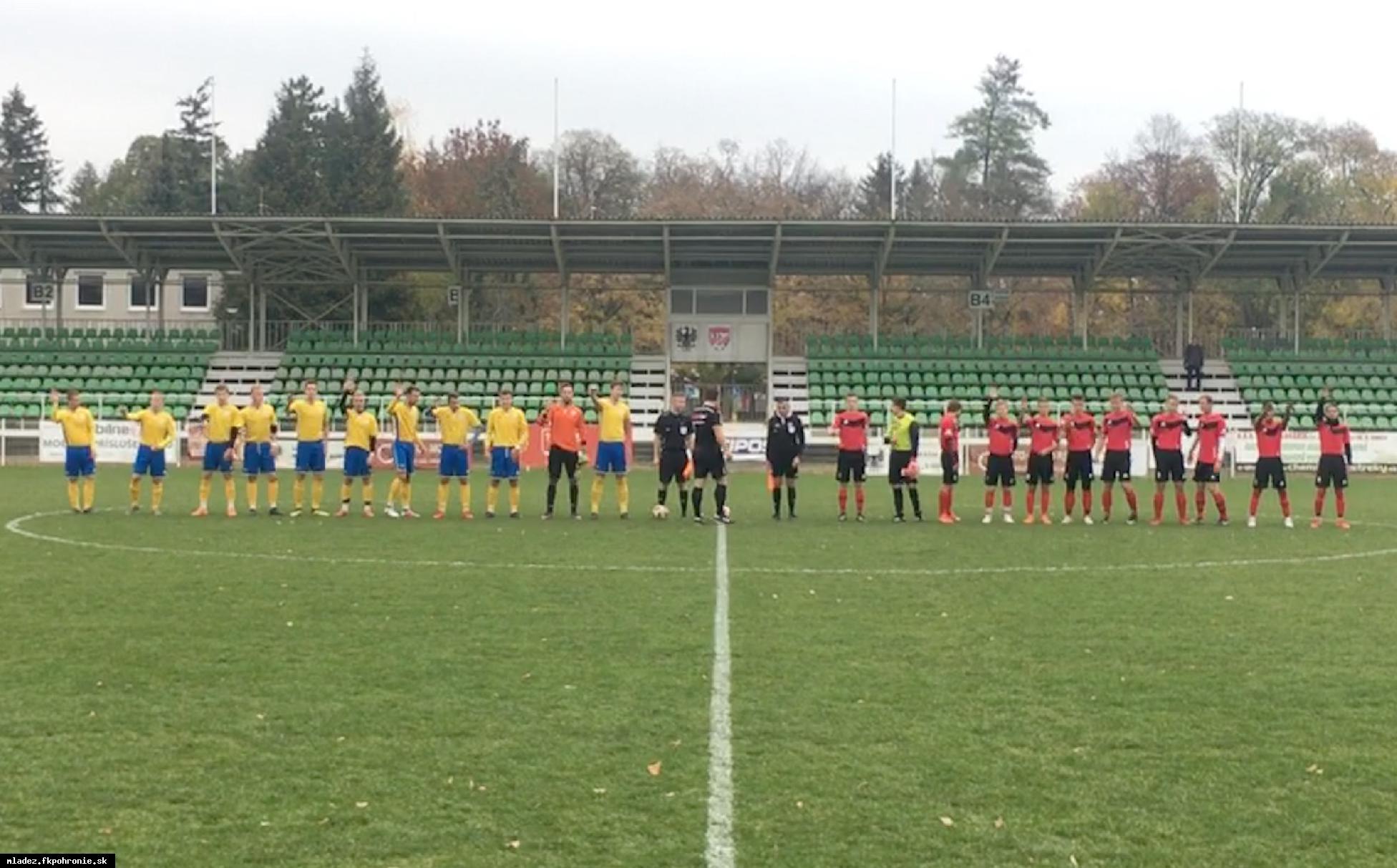 obr: U19: Výhra 0:5 v Rimavskej Sobote nám poistila zimovačku na 3. mieste